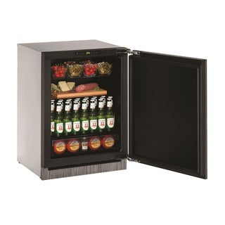 U-Line 2000 Series 2224 24-inch Integrated Solid Door Refrigerator