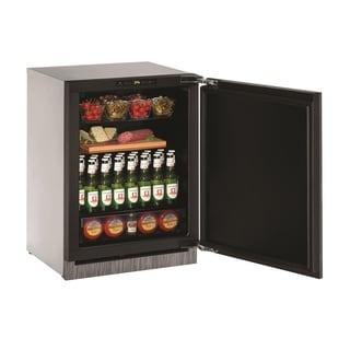 U-Line 2000 Series 2224 24-inch Integrated Solid Door Refrigerator