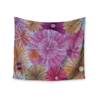 Kess InHouse Heidi Jennings 'Blossoming' 51x60-inch Wall Tapestry