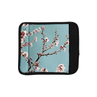 KESS InHouse Bree Madden 'Blossoms' Luggage Handle Wrap