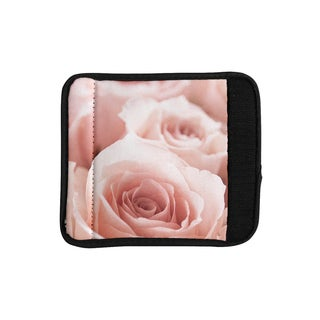 KESS InHouse Bree Madden 'Roses' Luggage Handle Wrap