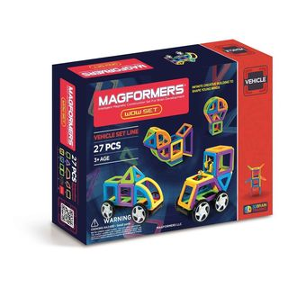 Magformers 27-piece Wow Set