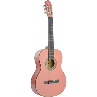 Stagg C542 PK Pink Classical Guitar (Option: Pink)