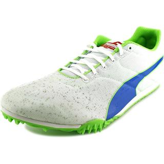 Puma Men's TFX Star v3 White Mesh Soccer Shoes