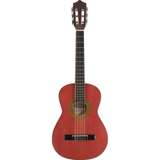 Stagg C530 TR Transparent Red 3/4 Size Classical Guitar