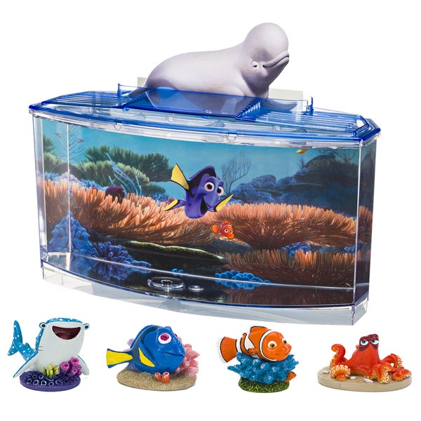 Penn plax disney finding dory aquarium betta fish tank kit for Fish aquarium stores