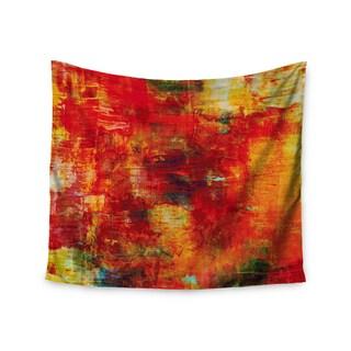 KESS InHouse Ebi Emporium 'Autumn Harvest' Red Orange 51x60-inch Tapestry