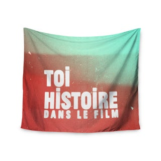 KESS InHouse Danny Ivan 'Toi Histoire' 51x60-inch Tapestry