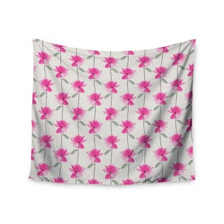 KESS InHouse DLKG Design 'XRay Petals' Modern Digital 51x60-inch Tapestry