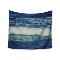 KESS InHouse Chelsea Victoria 'Sink Back Into' Coastal Blue 51x60-inch Tapestry