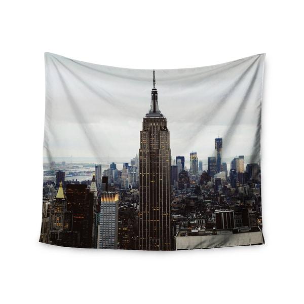 KESS InHouse Chelsea Victoria 'New York Stories' Urban Travel 51x60-inch Tapestry