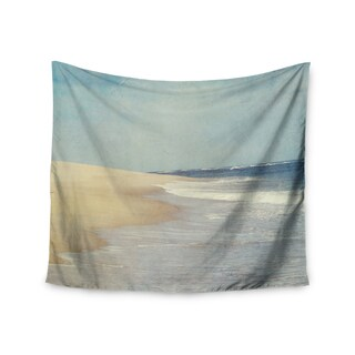 KESS InHouse Chelsea Victoria 'The Cape' Nature Blue 51x60-inch Tapestry