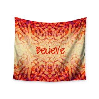 KESS InHouse Alveron 'Tribal Believer' 51x60-inch Tapestry