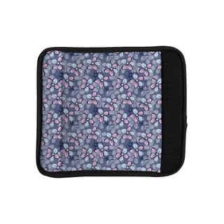 KESS InHouse Emma Frances 'Flower Clusters' Luggage Handle Wrap