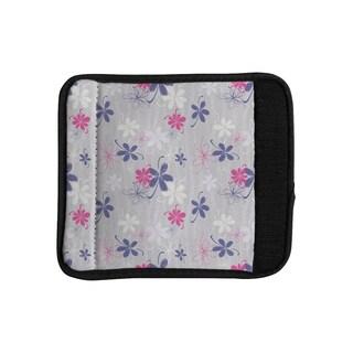KESS InHouse Emma Frances 'Lively Blossoms' Luggage Handle Wrap