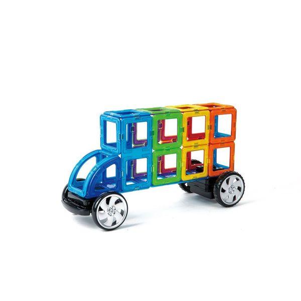 Magformers Wheels 2-Piece Set