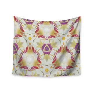 KESS InHouse Angelo Cerantola 'Glorious' Gold Digital 51x60-inch Tapestry