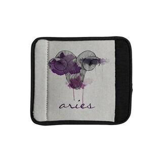 KESS InHouse Belinda Gillies 'Aries' Luggage Handle Wrap