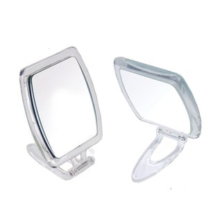 Handheld 1x/7x Magnification Mirror with Stand