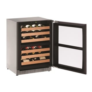 U-Line 2000 Series 2224ZWC 24-inch Integrated Wine Captain