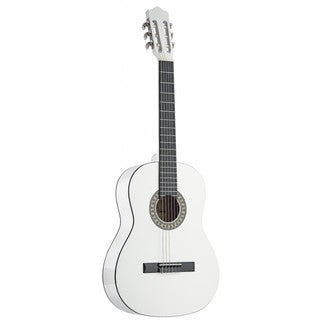 Stagg White 1/2-size Classical Guitar