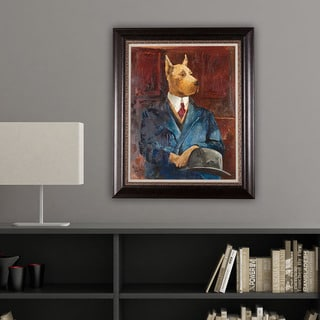 NA Avery Tillmon 'Inspector Doglesh' Framed Art