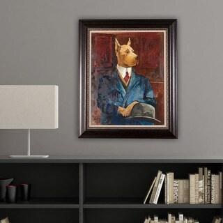 NA Avery Tillmon 'Inspector Doglesh' Framed Art