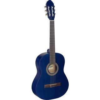 Stagg C430 M Blue 3/4-size Classical Guitar