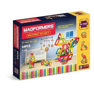Magformers My First 54-Piece Set