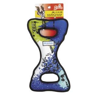 Zanies Xtrm Game Over Tough Tug Nylon Large Water-resistant Dog Toy