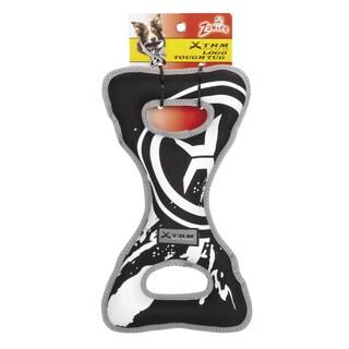 Zanies Xtrm Logo Tough Tug Large Dog Toy