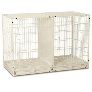 ProSelect Color Extra Tall Modular Dog Crate and Kennel