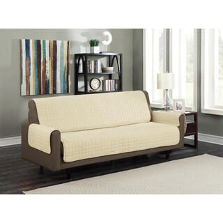 Kashi Multicolor Microfiber Sofa Furniture Protector