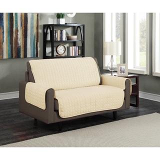 Kashi Multicolor Microfiber Loveseat Furniture Protector