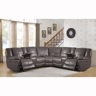 Leather Living Room Furniture Shop The Best Deals for Sep 2017