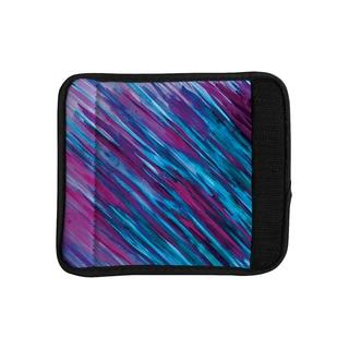 KESS InHouse Theresa Giolzetti 'Purple' Luggage Handle Wrap
