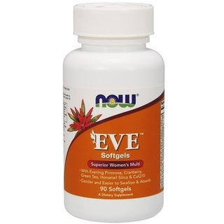 NOW Foods Eve Superior Women's Multivitamin (90 Softgels)