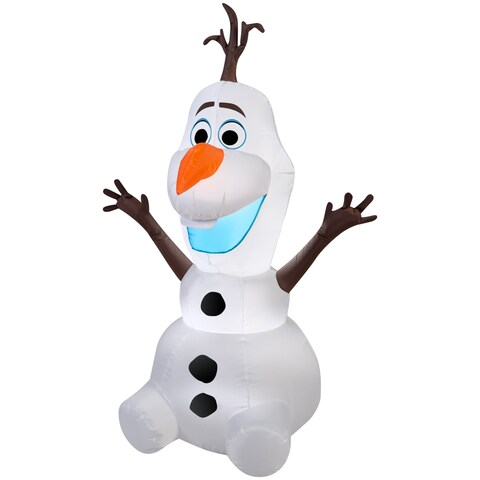 Gemmy Airblown Inflatables 'Frozen' Olaf