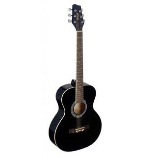 Stagg SA20A BLK Black Auditorium Acoustic Guitar