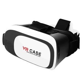 Supersonic Virtual Reality Headset & 3D Video Game Glasses for 4.7? - 6? Android and Apple Smartphones.