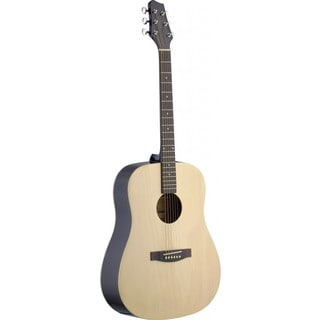 Stagg SA30D-N Natural Dreadnought Acoustic Guitar