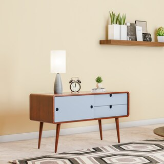 Porthos Home Mid-Century Modern Solstice TV Console