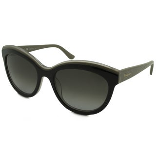 Ferragamo Women's SF757S Cat-Eye Sunglasses