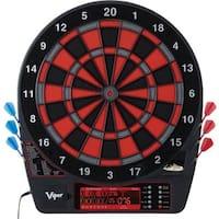 Viper Specter 42-1035 Bilingual Spanish and English Electronic Soft Tip Dartboard - Black