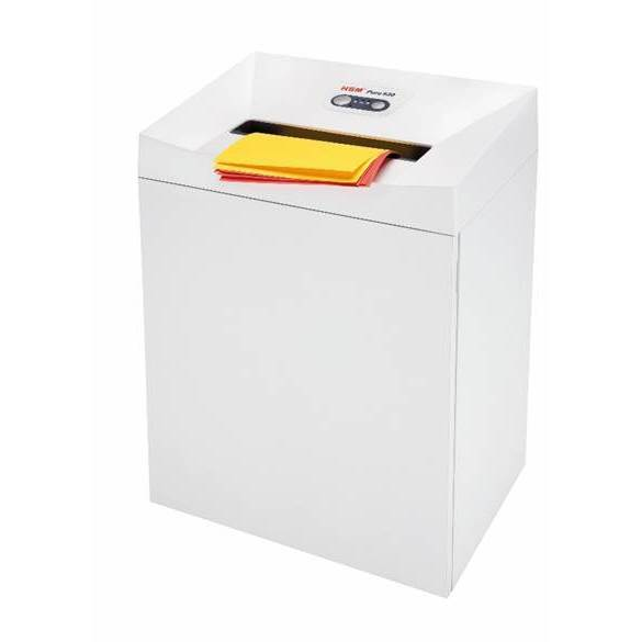 HSM of America Pure 530 White Wood 28 to 30-sheet Strip-cut 21-gallon Shredder