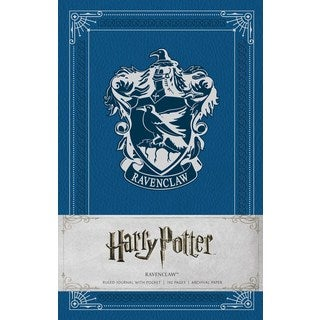 Harry Potter - Ravenclaw Hardcover Ruled Journal (Notebook / blank book)