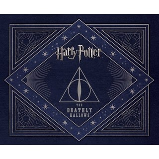 Harry Potter the Deathly Hallows Deluxe Stationery Set
