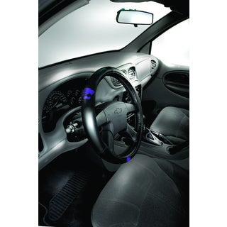 The Northwest Company COL 304 Kansas State Multicolored Car Steering Wheel Cover