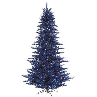 Vickerman Navy Blue Fir 3-foot Artificial Christmas Tree with 100 LED Lights|https://ak1.ostkcdn.com/images/products/12111331/P18972571.jpg?impolicy=medium