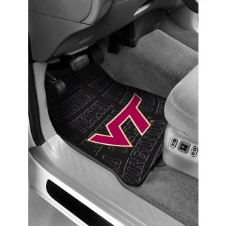 The Northwest Company COL 343 Virginia Tech Car Front Floor Mat